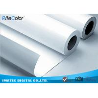 Cheap Waterproof 190mic Matte Inkjet Printing Poly Synthetic Paper for Banner for sale