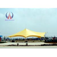 Quality Light Steel Tube Support Tension Fabric Buildings For Tensile Structure Systems wholesale