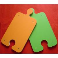 Buy cheap HPL(solid color surface)high pressure laminate from wholesalers