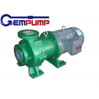 Best Industrial / chemical resistant teflon lined magnetic drive pump wholesale