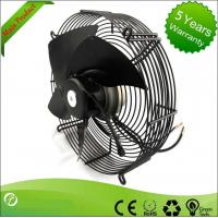 Best Sheet Steel Ventilation Ec Axial Exhaust Fan , Industrial Blower Fans High Volume wholesale
