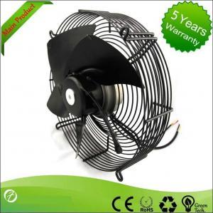 Best Sheet Steel Ventilation Ec Axial Exhaust Fan , Industrial Blower Fans High Volume wholesale