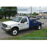 IND 10 Tow Truck With 9 Ton Boom And 6 Ton Wheel Llift for sale