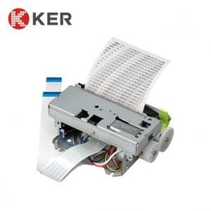 Best 150mm/Sec Kiosk Receipt Thermal Printer USB Receive Buffer 4KB wholesale