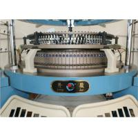 Best Four Tracks Single Jersey Circular Knitting Machine Weft Knitting High Accurate wholesale