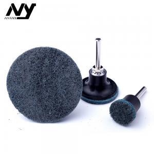 "Best Mini Roll lock Abrasive Sanding Discs ,  Orbital  3"" Surface Conditioning Disc wholesale"