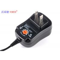 Best RoHS Approval Multiple Output Power Supply , 6 DC Jack Multi Voltage DC Adapter wholesale