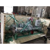 Best Automatic High safety Twisted Barbed Wire Machine/Single Barbed Wire Machine wholesale