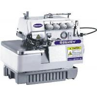 China 4 Thread Overlock Sewing Machine (Back Latching Seaming) (SK747F-XT) on sale