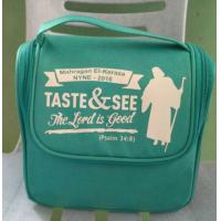 Best Insulated Travel Cooler Bag , Large Lunch Insulated Tote Bags With Top Handle wholesale
