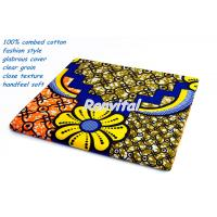 Best 100% cotton real wax printed african fabric high quality low price custom made and wholesale Y328 wholesale