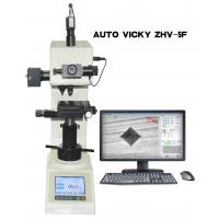 China Easy Operation Vickers Hardness Measurement High Accuracy AutoVicky ZHV-5F on sale