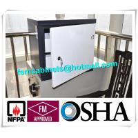 Best Small Steel Anti Magnetic Cabinets , Fire Resistant File Cabinet 2 Drawer wholesale
