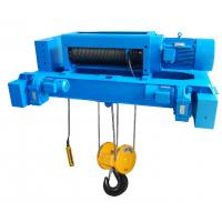 Best Custom Double Girder Electric Steel Wire Rope Hoists SH Type Motor Protection IP54 wholesale