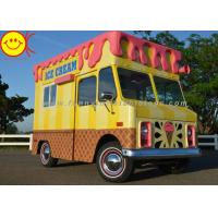 Buy cheap Colorful Ice Cream Kids Jumper Inflatable Bouncers Cream Inflatable Combo Truck from wholesalers