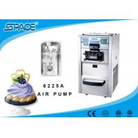 Best Air Pump Feeding Commercial Soft Serve Ice Cream Maker Table Top Model wholesale