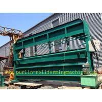 Best AC Motor Galvanized Sheet Hydraulic Bending Machine , Metal Rolling Equipment wholesale