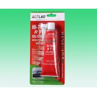 Best Red High temp RTV Silicone Sealant Adhesive for Aquarium / Bathroom wholesale