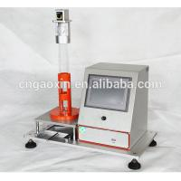 Best Foam Material Drop Ball Rebound Resilience Tester Professional wholesale