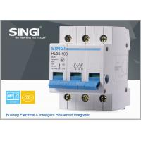 Best SINGI HL30 230/240V disconnect switch, 1/2/3/4p 80A electric isolating switch wholesale
