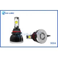Best 9004 9007 Car LED Headlight Bulbs High Low Beam 22W 30W Car LED conversion Kit High Brightness wholesale