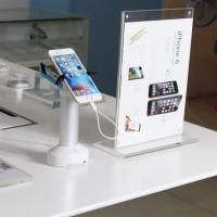 Buy cheap COMER cellphone stores anti-theft devices alarm system for retail shop mobile phone display from wholesalers