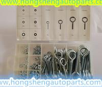 Best (HS8089)210 METAL THREAD EYE BOLT KITS FOR AUTO HARDWARE KITS wholesale