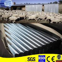 China Zinc Metal Roofing Systems on sale
