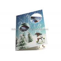 Cheap Lenticular Custom 3d Stickers With Offset Printing For Greeting Card for sale