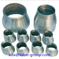 Best ASTM A403 / A403M WP321 ASME B16.9 Stainless Steel Concentric / Eccentric reducer wholesale