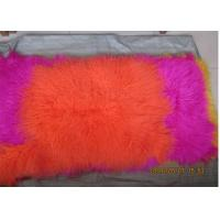 Best Mongolian Sheepskin Rug 2017 New Winter Warm Long Hair Tibetan Sheepskin Wool wholesale
