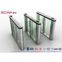 Cheap Entry Control Speed Gate Turnstile Luxury Speed Stainless Steel Barrier Gate for sale