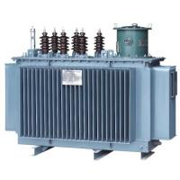 Cheap Dustproof Amorphous Metal Transformer Can Withstand Short Circuit Capacity for sale