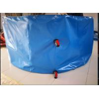 Best Round Shape Collapsible PVC Coated Fish Pond Tank Material Tarpaulin Cover wholesale