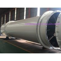 Best Biomass Wood Chips Rotary Drum Dryer , Horizontal Industry Rotary Drying Line wholesale