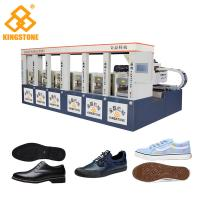 Best Automatic Rubber Sole Injection Molding Machine For Winter Boots Men Sports Shoes wholesale