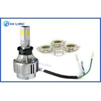 Best 18w Universal Motorbike Headlight Bulb P15d ,  Cree Motorcycle Lights P43T for Honda wholesale