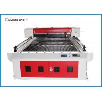 China Desktop 2mm CO2 Stainless Steel Metal Laser Cutting Machine 1325 With 150w RECI Tube on sale