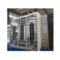 China 24KW Automated Glass Washer And Dryer Max Process Glass Height 2500*3000mm on sale