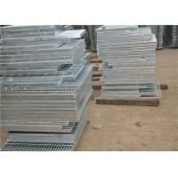 Hot Dipped Galvanized Steel Checker Composite Grating for platform