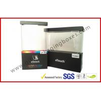 China Customized Plastic Clamshell Packaging ,Uv Elegant Printed Packaging on sale