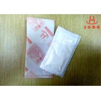Best Non - Toxic Food Grade Desiccant Packs 5g For Electrical Appliances , Cable wholesale