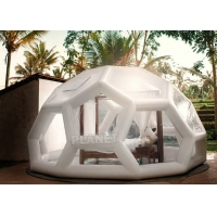 Best 5M Airtight Outdoor Inflatable Bubble Tent Jungle Lodge Ubud wholesale