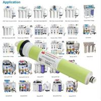 0.0001 Micron 4 Stage Reverse Osmosis Replacement Filters96-98% Stable Rejection
