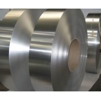 China AA1050  Aluminum Alloy Strip Customized Min 20mm Width For Transforme on sale