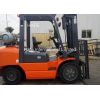 Best Red Propane Fuel System Forklift 3.5t 6m Type With High Exhaust Automatic wholesale