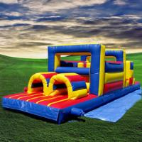 Best 2011 new inflatable obstacle course wholesale