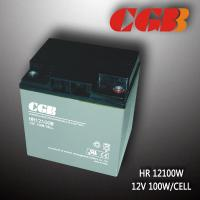 Best Maintenance Free High Rate Discharge Battery HR12100W 12V28AH High Discharge Batteries wholesale