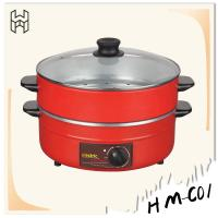 China HM-C01 new design muti-funtional electric industrial rice cooker on sale