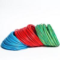 Cheap 2.5mm Copper Conductor PVC Insulated Wires , 450 / 750V Copper Building Wire for sale